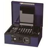CARL Cash Box [CB-8760] - Blue - Cash Box